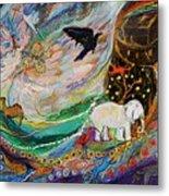 The Patriarchs Series - Ark Of Noah Metal Print