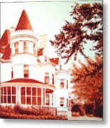 The Patton House Metal Print