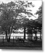 The Pavilion Metal Print