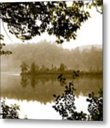 The Peace Of Wild Things Metal Print