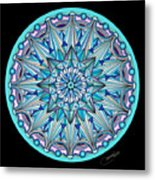 The Peace Within Metal Print