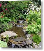 The peaceful place 11 Metal Print