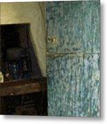 The Peasant's Dwelling Metal Print