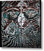 The Penitent Metal Print