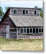 The Penthouse Coop Metal Print