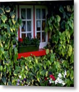 The Perfect Cottage Metal Print