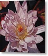 The Perfect Lily Metal Print