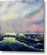 The Perfect Storm Metal Print