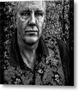 The Photographer Metal Print