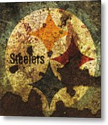 The Pittsburgh Steelers R1 Metal Print