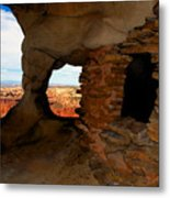 The Place Of The Old Ones Metal Print