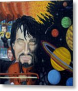 The Planets Suite Metal Print