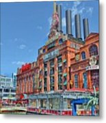 The Power Plant In The Baltimore Inner Harbor Metal Print