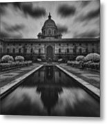The President's Palace Metal Print