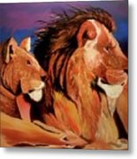 The Pride  Metal Print