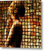 The Process Of Thought Metal Print
