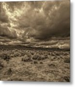 The Promise Metal Print