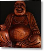 The Protector Of Wealth Metal Print by Nancy Harrison