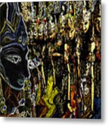 The Puppets Show Metal Print