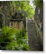 The Queen's Staircase #1 Metal Print
