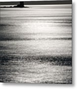 The Quieter You Become The More You Can Hear Metal Print