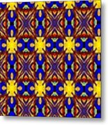The Quilting Party Metal Print
