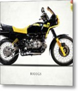 The R100gs 1991 Metal Print