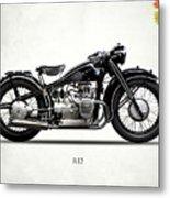 The R12 1935 Metal Print