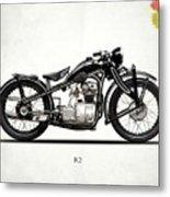 The R2 1931 Metal Print