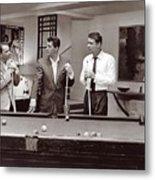 The Ra Pack Sammy Davis Jr, Frank Sinatra Dean Martin Metal Print