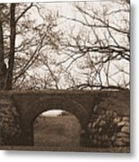 The Ramparts Of Fort Anne Metal Print