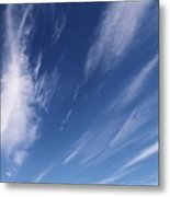 The Reaching Sky 3 Metal Print