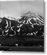 The Real Alaska - Denali Panorama Metal Print