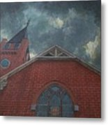 The Reclemation Metal Print