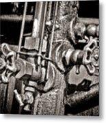 The Regulators Metal Print