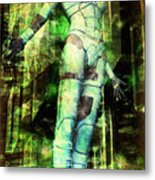 The Revelations Of Glaaki Metal Print
