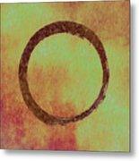 The Ring Metal Print