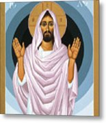 The Risen Christ 014 Metal Print