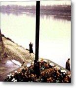 The River Seine 1955 Metal Print