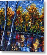 The River Song  Metal Print