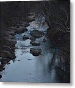 The Rivers Keep Secrets Metal Print