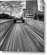 The Road Ahead Metal Print