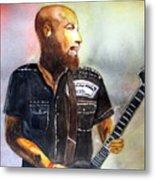 The Rocker  Metal Print