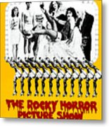 The Rocky Horror Picture Show Metal Print by Everett