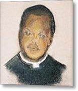 The Roman Catholic Priest From Zanzibar  Metal Print