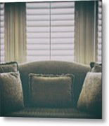 The Room Unused Metal Print
