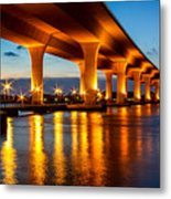 The Roosevelt Bridge Metal Print