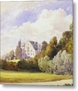 The Rosenau From The South-east Metal Print