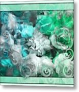 The Roses Of Josephine  Metal Print