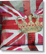 The Royal Seat Metal Print